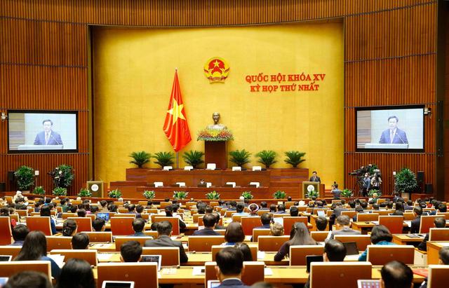 Dấu ấn đổi mới từ kỳ họp thứ Nhất, Quốc hội khóa XV: Mở ra một nhiệm kỳ mới đầy niềm tin, hy vọng - Ảnh 1.