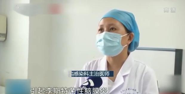 Người phụ nữ tiếc của, uống nốt canh gà để trong tủ lạnh 2 ngày rồi bị viêm màng não phải nhập viện cấp cứu - Ảnh 2.