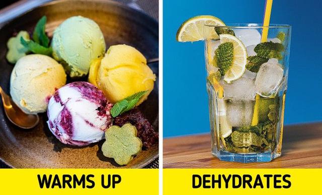 Quên điều hòa đi, đây là những cách vừa đơn giản mà lại hiệu quả giúp bạn dễ dàng đối phó với nắng nóng oi bức - Ảnh 5.