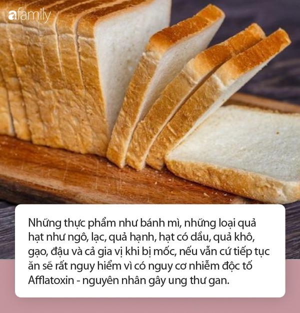 Túi bánh mì vừa mua về đã có một lát bị nấm mốc, bạn sẽ làm gì? - Ảnh 3.