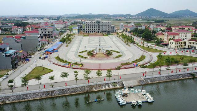 Bắc Giang duyệt nhiệm vụ quy hoạch 2 khu đô thị hơn 150 ha - Ảnh 1.