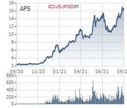 Chứng khoán APEC (APS) tiếp tục chào bán gần 4 triệu cổ phiếu riêng lẻ với giá 12.000 đồng/cổ phiếu - Ảnh 1.