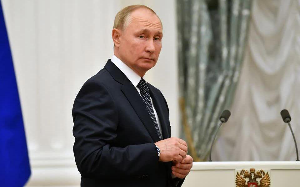 Tin nóng: Tổng thống Nga Vladimir Putin đang tự cách ly
