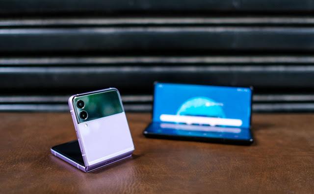 Nghịch lý iPhone 13 với Galaxy Z Fold3 - Ảnh 2.
