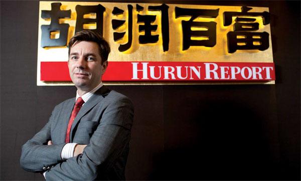"""Chuyện ít ai biết về Rupert Hoogewerf – người """"khai sinh"""" bảng xếp hạng người giàu được ví là Forbes của Trung Quốc, 22 năm gây bão trong giới người giàu của đất nước tỷ dân - Ảnh 3."""