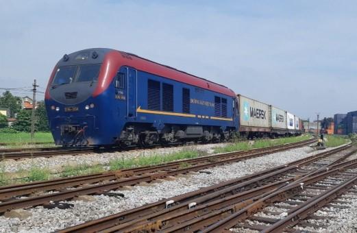 Các chuyến tàu liên vận quốc tế thành cứu cánh cho đường sắt - Ảnh 1.