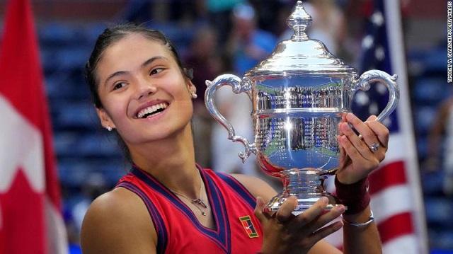 Emma Raducanu sẽ là nữ vận động viên kiếm được tỷ USD đầu tiên trên thế giới? - Ảnh 1.