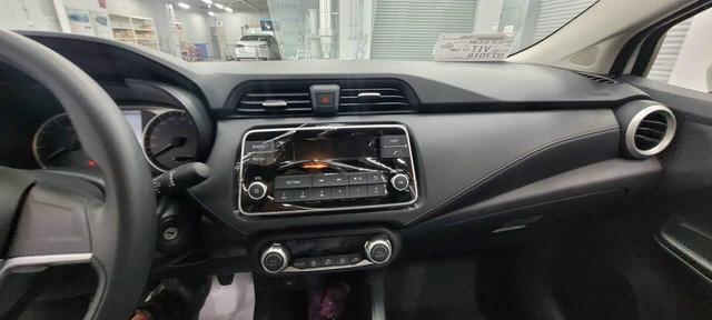 Nissan Almera bản taxi về đại lý: Mâm thép, cắt nhiều option nhưng động cơ mạnh hơn bản full, giá 469 triệu đồng - Ảnh 3.