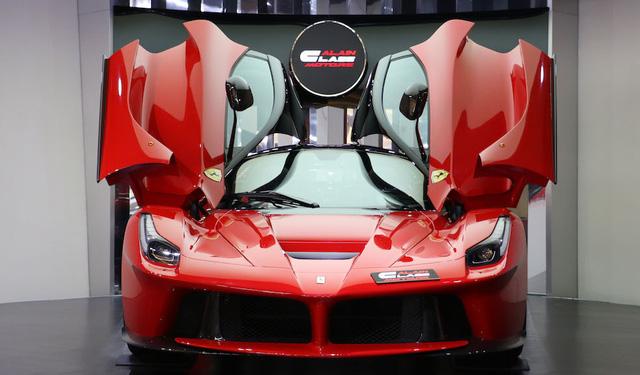 Lộ diện thời gian Ferrari LaFerrari đầu tiên về Việt Nam gia nhập bộ sưu tập siêu xe khủng của nữ doanh nhân 9x - Ảnh 4.
