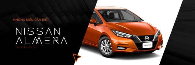 Nissan Almera bản taxi về đại lý: Mâm thép, cắt nhiều option nhưng động cơ mạnh hơn bản full, giá 469 triệu đồng - Ảnh 4.