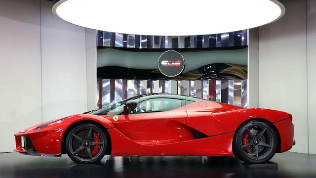Lộ diện thời gian Ferrari LaFerrari đầu tiên về Việt Nam gia nhập bộ sưu tập siêu xe khủng của nữ doanh nhân 9x - Ảnh 7.