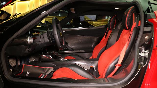 Lộ diện thời gian Ferrari LaFerrari đầu tiên về Việt Nam gia nhập bộ sưu tập siêu xe khủng của nữ doanh nhân 9x - Ảnh 9.