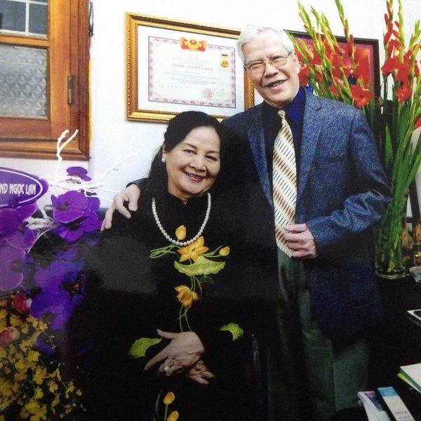 NSND Ngô Mạnh Lân - người vẽ truyện và làm phim Dế Mèn Phiêu Lưu Ký qua đời - Ảnh 4.