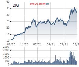 DIC Corp (DIG) chào bán riêng lẻ 75 triệu cổ phiếu với giá 20.000 đồng, cổ đông lớn đăng ký mua 50% lượng phát hành - Ảnh 1.