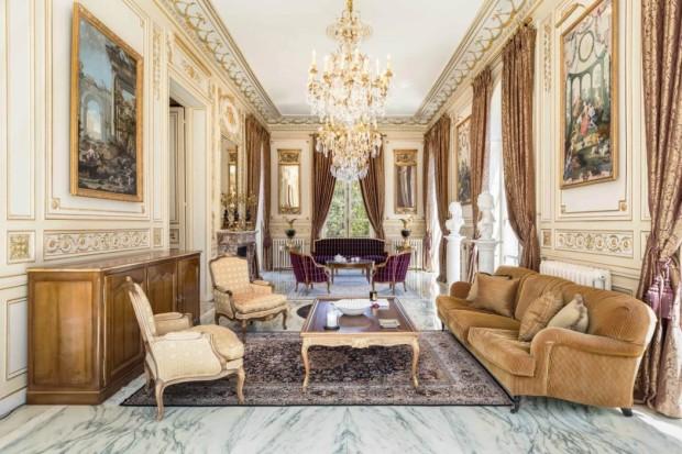 Lionel Messi nhắm thuê Lâu đài màu hồng có 30 phòng, trị giá 48 triệu euro tại Paris - Ảnh 3.