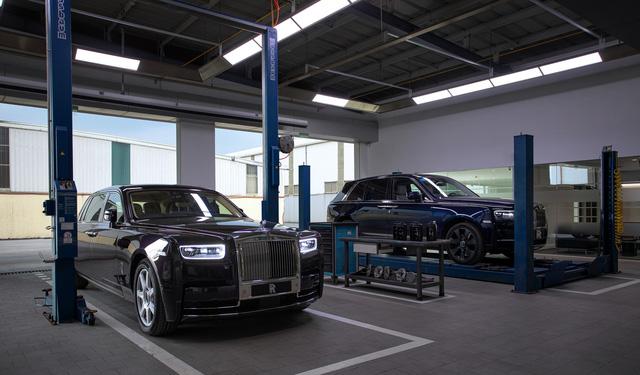 Rolls-Royce công bố phí bảo dưỡng tại Việt Nam: 1 lần/năm, giá từ 120,5 triệu đồng  - Ảnh 5.