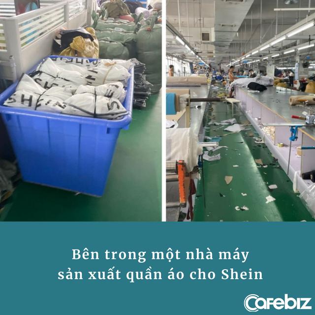 Vạch trần Shein – đế chế tỷ 'đô' bí ẩn nhất Trung Quốc: Nhà xưởng tồi tàn, nhân viên phải đi bộ cả chục km/ngày, tất cả đều bị cấm nói về công ty - Ảnh 1.