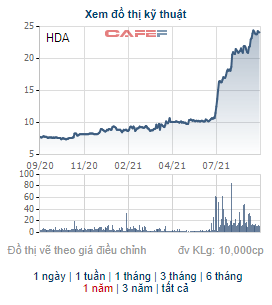 Thị giá 24.000 đồng, Hãng sơn Đông Á chào bán 11,5 triệu cổ HDA phiếu giá 10.000 đồng, tăng vốn lên gấp đôi - Ảnh 1.