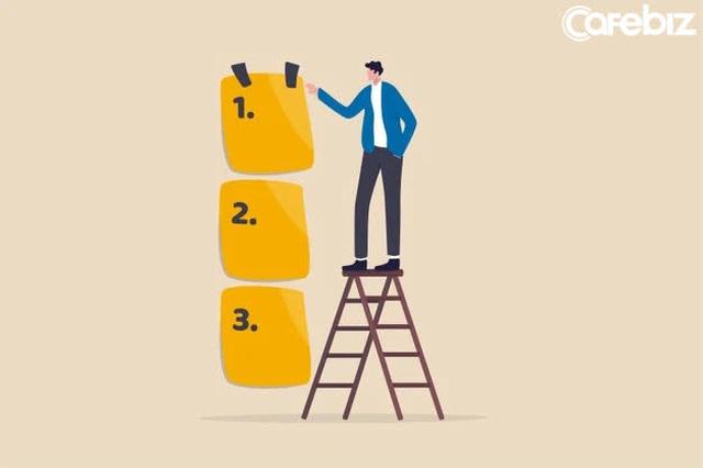 4 mẹo giảm lãng phí thời gian và nâng cao hiệu quả công việc: Thứ bạn thiếu không phải quyết tâm mà là phương pháp! - Ảnh 2.