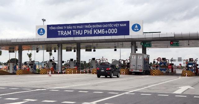Tổng cục Đường bộ Việt Nam thông tin về việc thu phí cao tốc Nội Bài-Lào Cai - Ảnh 1.