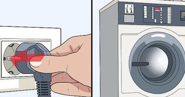 Cách tiết kiệm điện nước hiệu quả khi dùng máy giặt tại nhà - Ảnh 1.