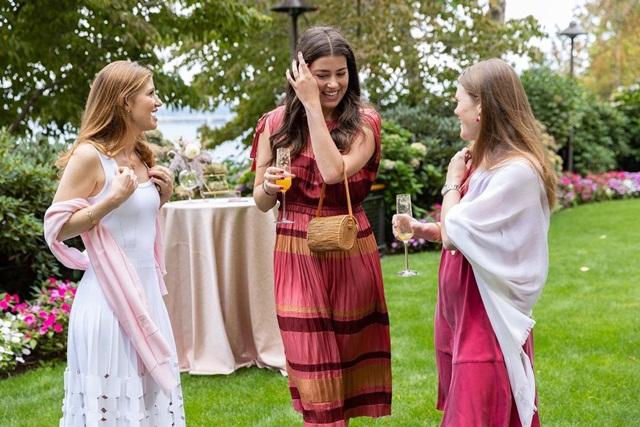 Một góc biệt thự 125 triệu USD Melinda Gates tổ chức tiệc riêng cho con gái đi lấy chồng - Ảnh 3.