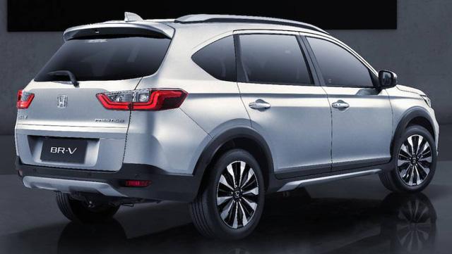 Ra mắt Honda BR-V 2022: Giá quy đổi hơn 415 triệu đồng, nhiều công nghệ như CR-V, sẽ làm khó Mitsubishi Xpander khi về Việt Nam  - Ảnh 3.