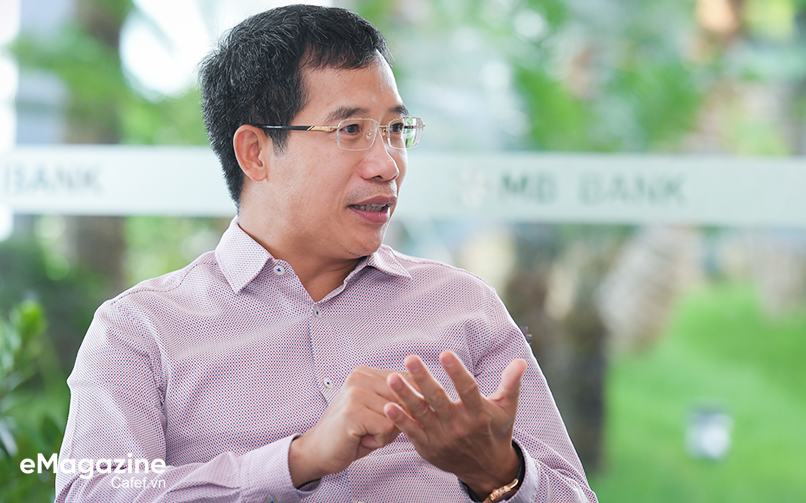 CEO Lưu Trung Thái giải mã hành trình 'lột xác' ngoạn mục của MB