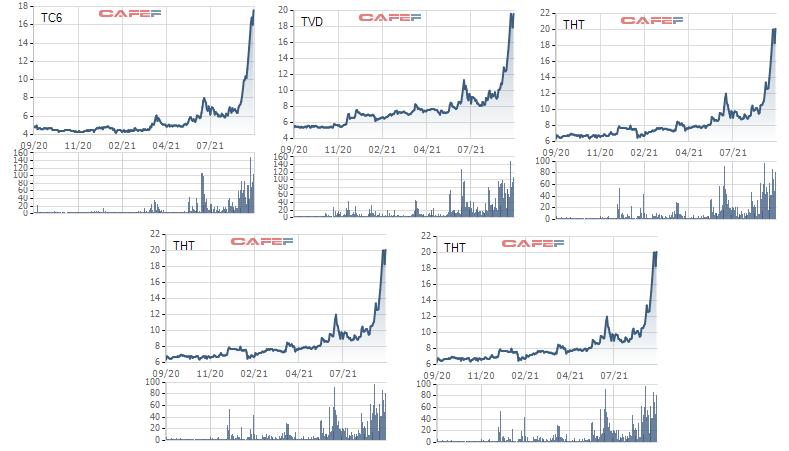 Cổ phiếu vàng đen bứt phá ngoạn mục, có mã tăng bằng lần chỉ sau chưa đầy 1 tháng giao dịch - Ảnh 1.