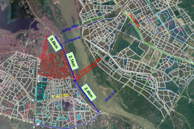 Cầu 8.900 tỷ nối quận Hoàn Kiếm với Long Biên: Không sao chép, chúng tôi không làm vô trách nhiệm - Ảnh 1.