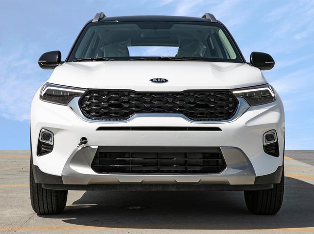 Đại lý thông báo Kia Sonet cận kề ngày ra mắt: Giá khoảng trên 500 triệu đồng, là SUV nhỏ nhất Việt Nam - Ảnh 3.