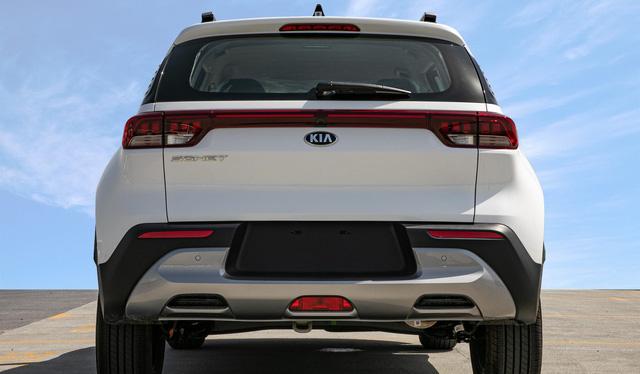 Đại lý thông báo Kia Sonet cận kề ngày ra mắt: Giá khoảng trên 500 triệu đồng, là SUV nhỏ nhất Việt Nam - Ảnh 6.