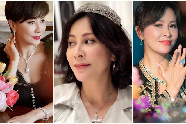 Ngôi sao Hong Kong khiến giới doanh nhân ngưỡng mộ vì thú chơi kim cương và đồng hồ Rolex - Ảnh 1.