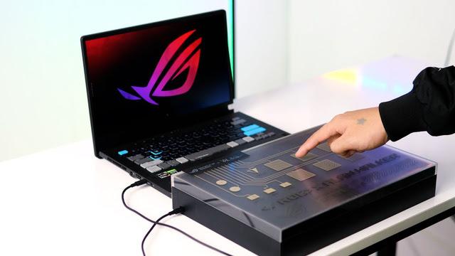 5 mẫu laptop gaming cao cấp, kiểu dáng ấn tượng tại Việt Nam - Ảnh 2.