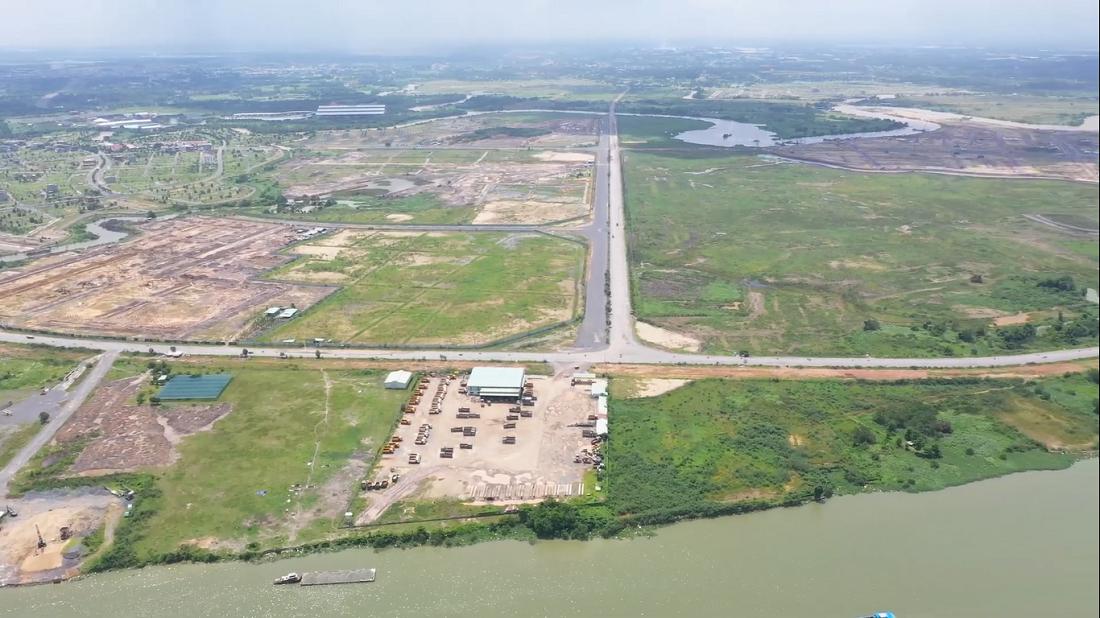 Sự trỗi dậy của thị trường bất động sản vùng ven Sài Gòn - Ảnh 1.