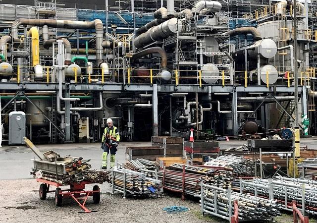 Giá khí đốt tăng mạnh, những ngành nào sẽ bị ảnh hưởng? - Ảnh 1.