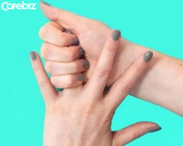 Nắm chặt tay 30 giây, biết rõ tình trạng sức khoẻ: Đau ngón cái liên quan tới phổi, đau ngón giữa rất có thể tim bạn có vấn đề... - Ảnh 4.