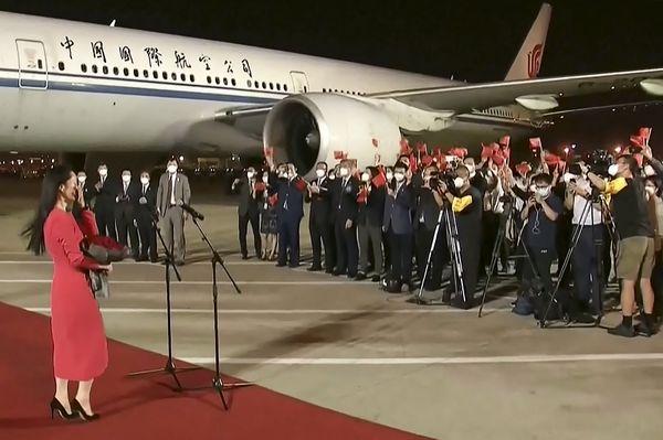 Công chúa Huawei được thả, Trung Quốc đang thắng thế? - Ảnh 2.
