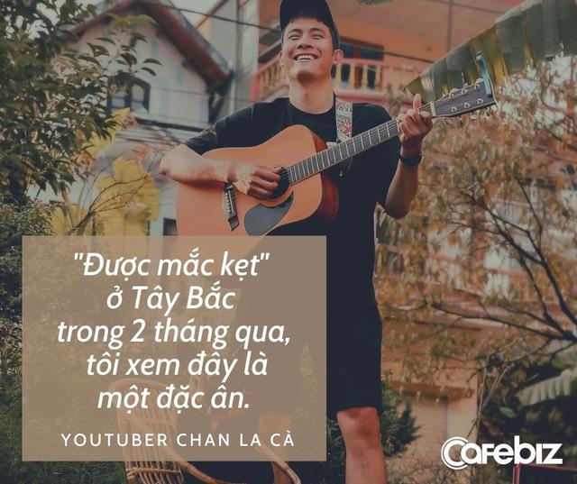 Du lịch bụi, mắc kẹt trên Sa Pa 2 tháng vì dịch, travel vlogger Chan La Cà: Bị ốm trong giai đoạn nhạy cảm nên nhiều người hoài nghi tôi - Ảnh 1.