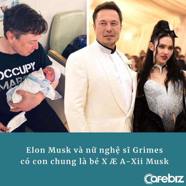 Elon Musk chia tay vì quá bận: Cái giá của thành công không hề rẻ, chuyện tình cảm đều không trọn vẹn, tình yêu lớn nhất vẫn dành cho công việc - Ảnh 1.