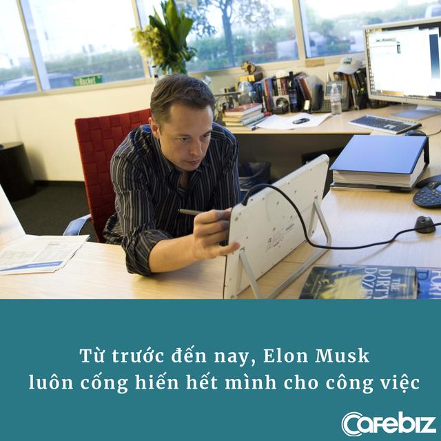 Elon Musk chia tay vì quá bận: Cái giá của thành công không hề rẻ, chuyện tình cảm đều không trọn vẹn, tình yêu lớn nhất vẫn dành cho công việc - Ảnh 2.