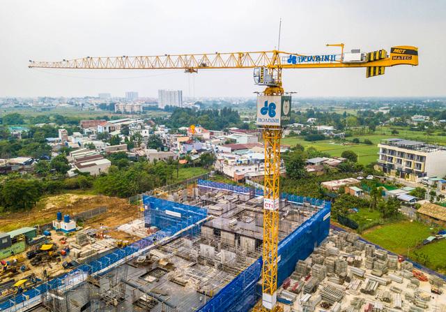 Chủ tịch HBC Lê Viết Hải nói về 'trang sử vàng' của VN: Cớ sao chúng ta không trở thành người xây nhà cho cả thế giới, chỉ 1% thị phần cũng đã có 120 tỷ USD? - Ảnh 1.