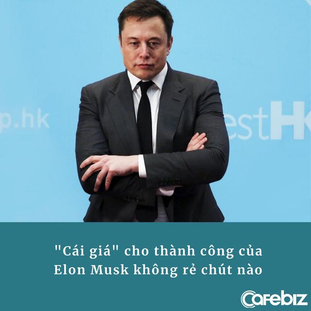 Elon Musk chia tay vì quá bận: Cái giá của thành công không hề rẻ, chuyện tình cảm đều không trọn vẹn, tình yêu lớn nhất vẫn dành cho công việc - Ảnh 3.