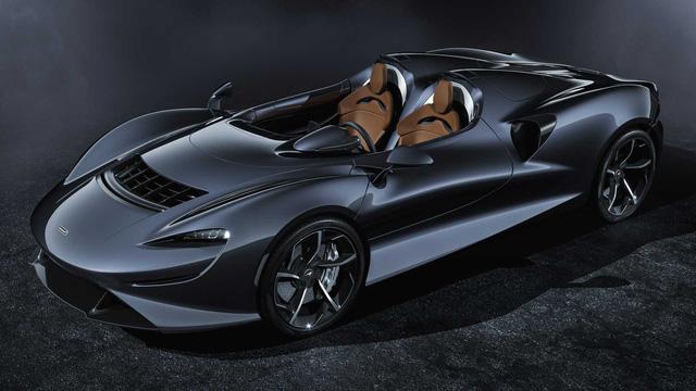 Tóm gọn McLaren Elva đầu tiên về Việt Nam: Siêu xe không mui, không kính chắn gió giá hơn 100 tỷ đồng - Ảnh 2.