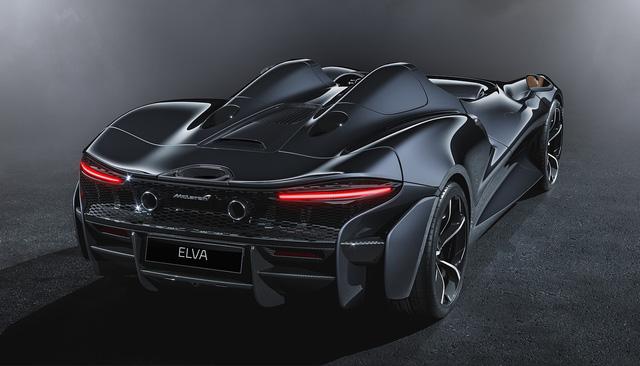 Tóm gọn McLaren Elva đầu tiên về Việt Nam: Siêu xe không mui, không kính chắn gió giá hơn 100 tỷ đồng - Ảnh 3.