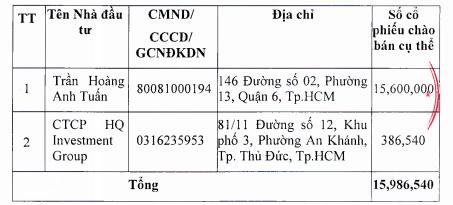 Tasa Duyên Hải (TCO) thông qua phương án phát hành cổ phiếu thưởng tỷ lệ 43% và chào bán gần 43 triệu cổ phiếu giá 11.000 đồng - Ảnh 3.
