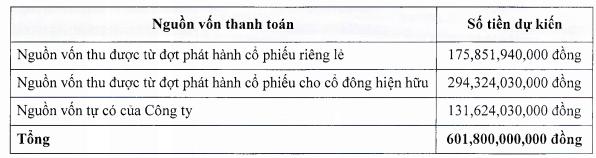 Tasa Duyên Hải (TCO) thông qua phương án phát hành cổ phiếu thưởng tỷ lệ 43% và chào bán gần 43 triệu cổ phiếu giá 11.000 đồng - Ảnh 5.