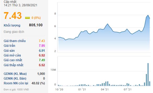PYN Elite Fund bán đúng vùng đỉnh 1,3 triệu cổ phần Vạn Phát Hưng (VPH) - Ảnh 1.