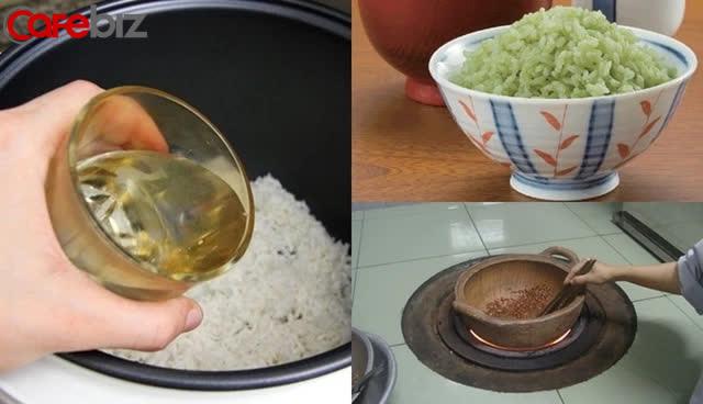 Những sai lầm khi nấu khiến cơm vừa mất hết dưỡng chất, vừa gây hại cho sức khoẻ: Học người Nhật 2 mẹo khi nấu cơm! - Ảnh 3.