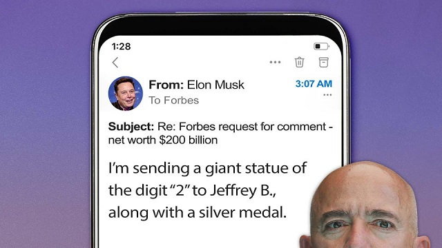 Elon Musk nói gì sau khi vượt Jeff Bezos thành người giàu nhất thế giới? - Ảnh 1.